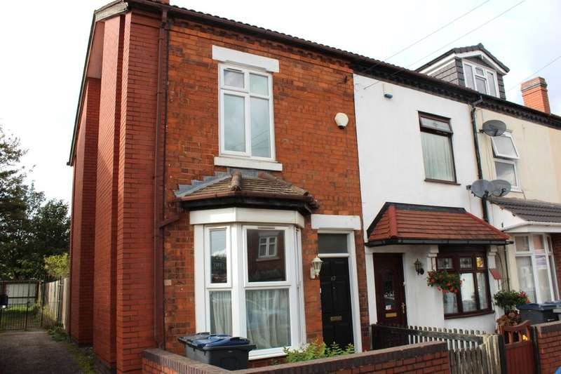 3 Bedrooms Property for sale in Francis Road, Yardley, Birmingham, B25