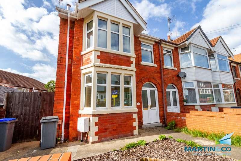 3 Bedrooms Semi Detached House for sale in 16 Bingley Avenue FY3