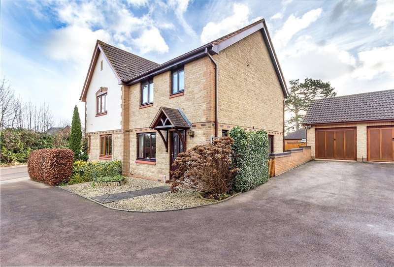 3 Bedrooms Semi Detached House for sale in Hospital Lane, Powick, Worcester WR2