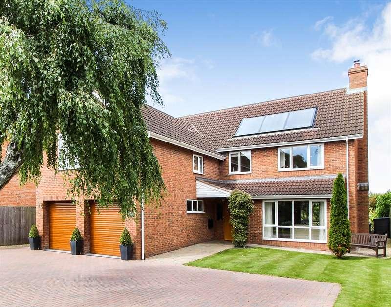 5 Bedrooms Property for sale in Burtle Road, Burtle, Somerset TA7