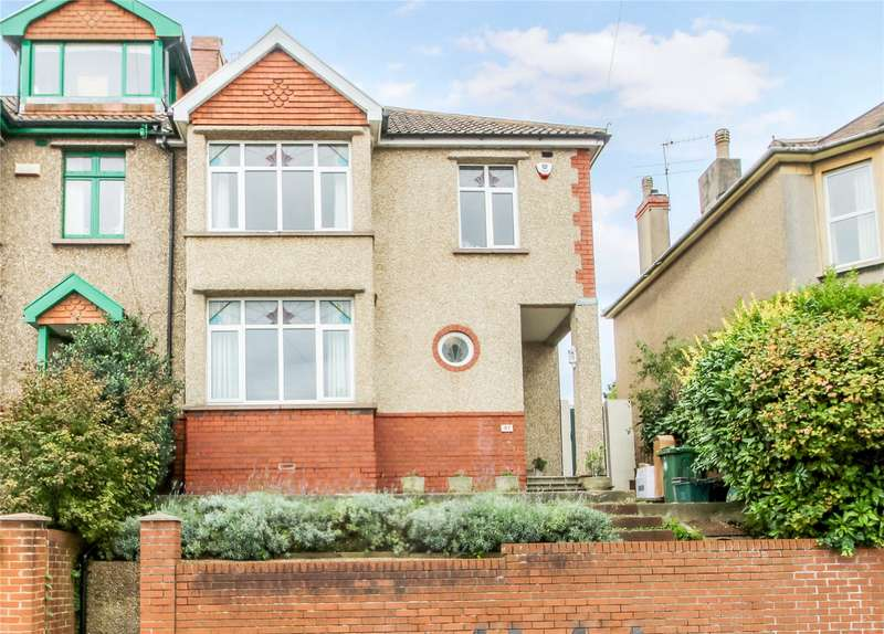 3 Bedrooms Property for sale in Rookery Road, Knowle, BRISTOL BS4