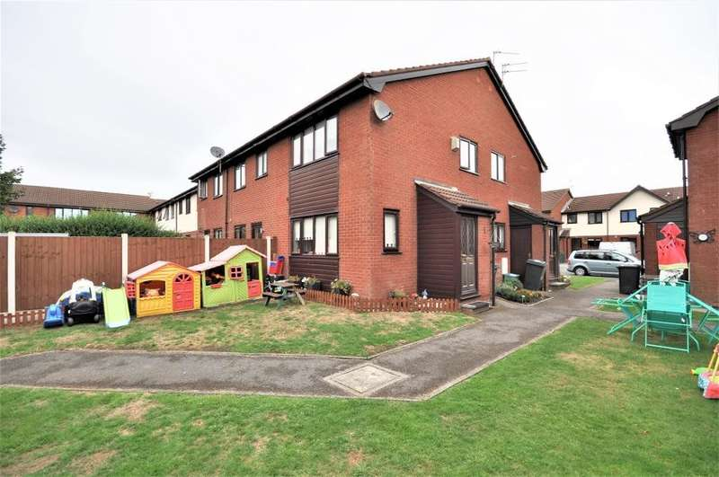 1 Bedroom Mews House for sale in St. Davids Grove, Lytham St. Annes