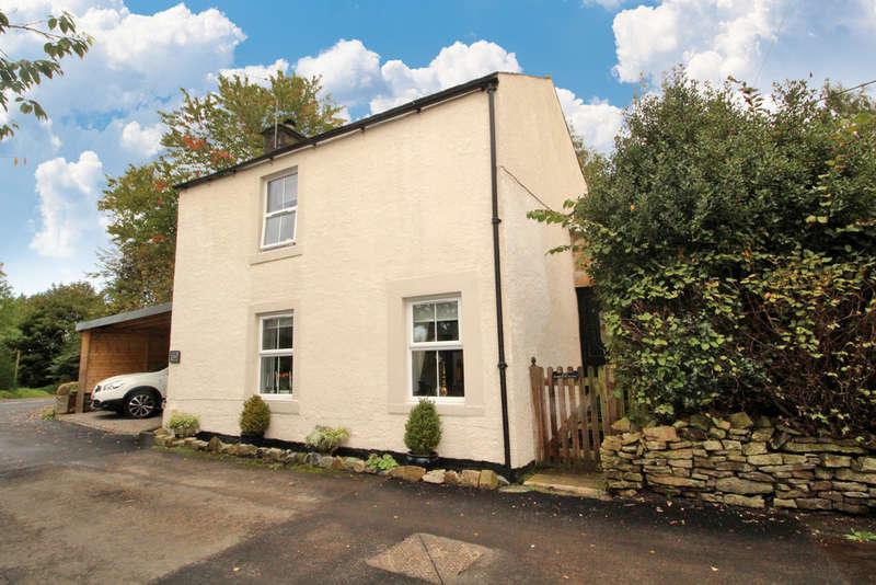 2 Bedrooms Detached House for sale in Park Village, Haltwhistle