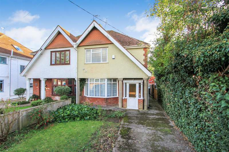 3 Bedrooms Semi Detached House for sale in Joy Lane, Whitstable