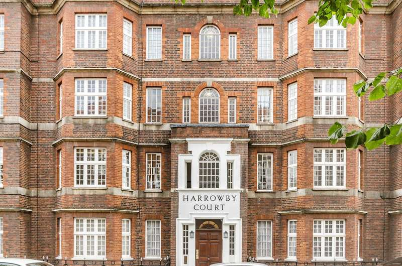 4 Bedrooms Flat for sale in Harrowby Street, Marylebone, W1H