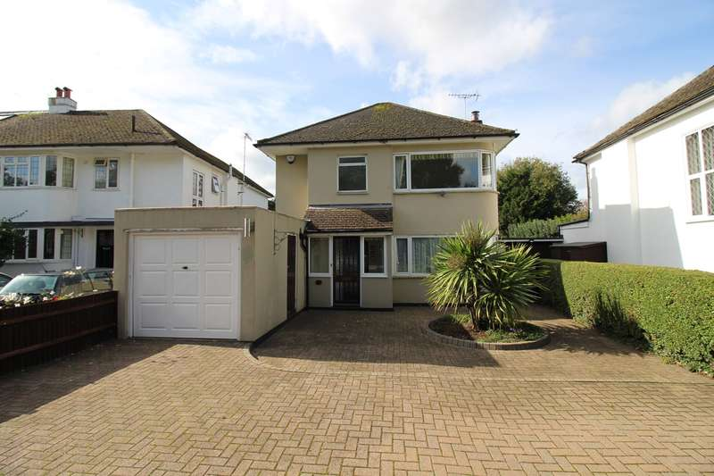 3 Bedrooms Detached House for sale in Ellenbrook Lane, Hatfield, AL10