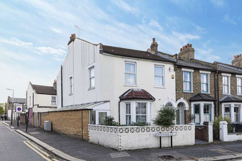 4 Bedrooms Property for sale in Grosvenor Road, Leyton, London, E10