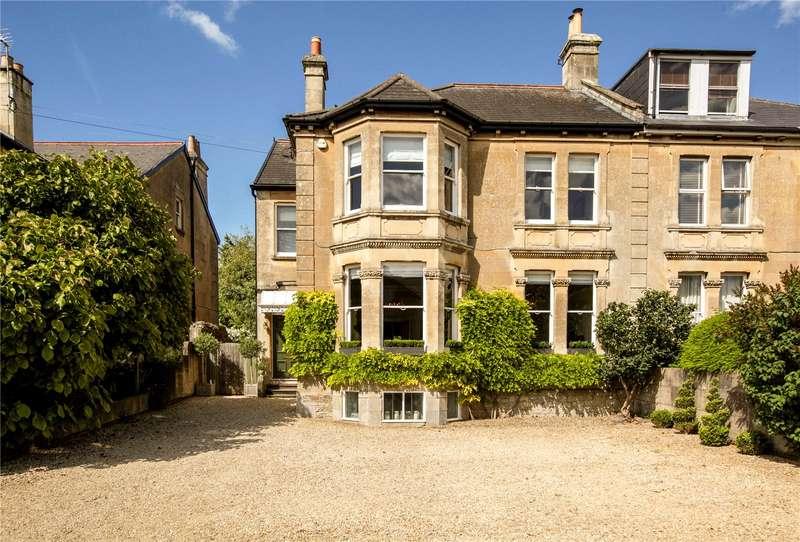 5 Bedrooms Semi Detached House for sale in Newbridge Hill, Bath, BA1