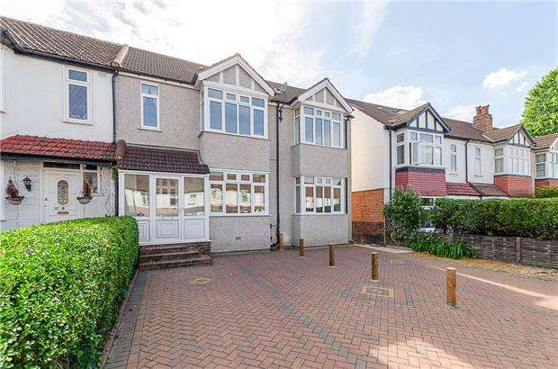 4 Bedrooms Terraced House for sale in Malden Road, Cheam , Surrey, SM3 8EL