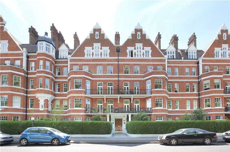 2 Bedrooms Flat for sale in Overstrand Mansions, Prince Of Wales Drive, Battersea Park, London, SW11