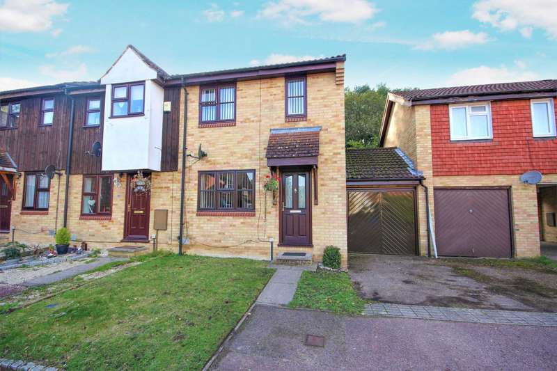 3 Bedrooms End Of Terrace House for sale in Axbridge, Bracknell