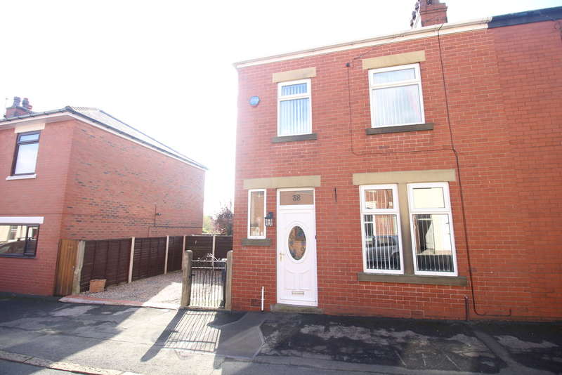 3 Bedrooms Semi Detached House for sale in Fylde Street, Kirkham