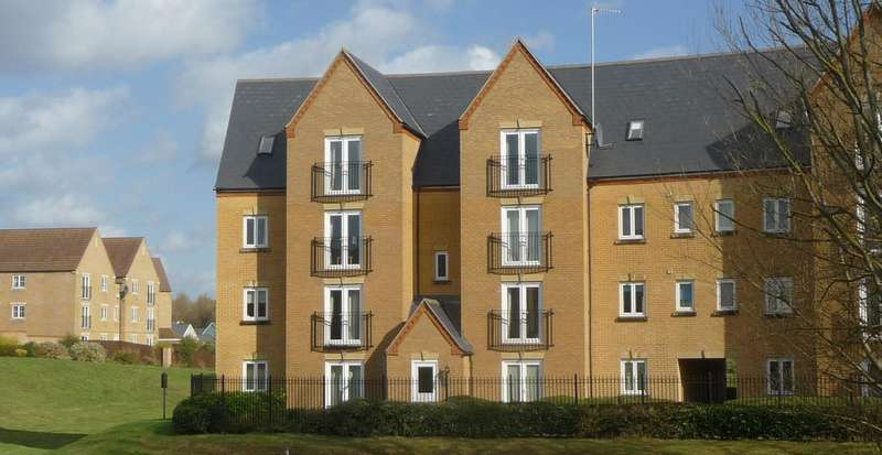 2 Bedrooms Apartment Flat for rent in Brook View, Northampton