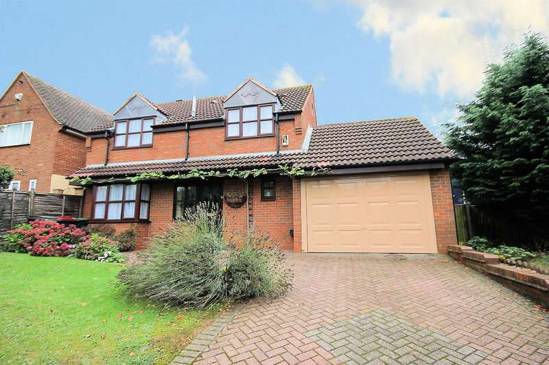 4 Bedrooms Detached House for sale in Birmingham Road, Coleshill, B46 1DJ