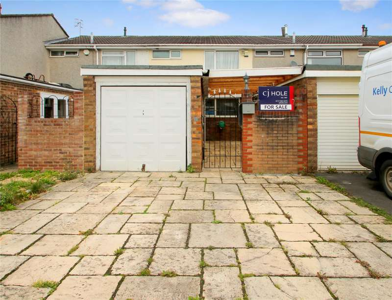 3 Bedrooms Property for sale in Leaholme Gardens, Whitchurch, BRISTOL BS14