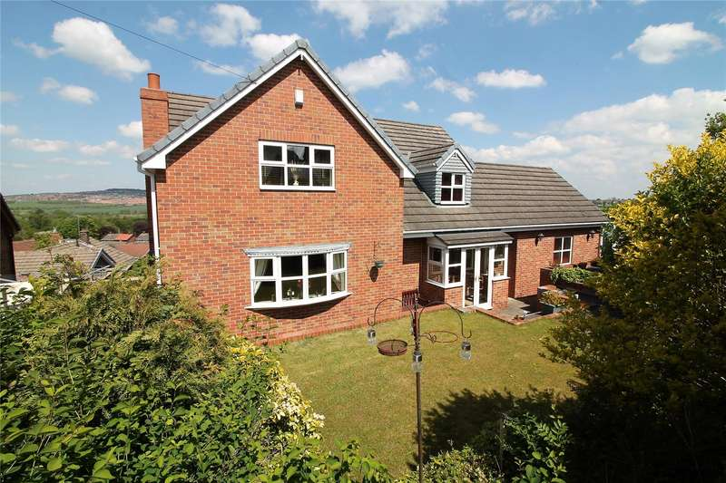 5 Bedrooms Detached House for sale in Melvinia Crescent, Barnsley