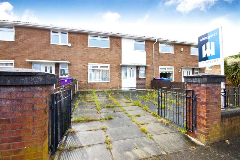 3 Bedrooms Property for sale in Barnstream Close, Liverpool, Merseyside
