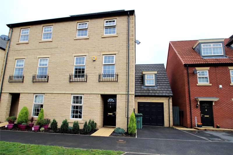 4 Bedrooms Property for sale in Turnberry Avenue, Ackworth, Pontefract