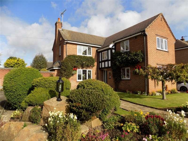 3 Bedrooms Detached House for sale in Little Lane, Heanor Road, Denby Village