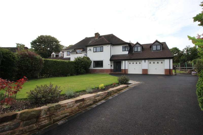 4 Bedrooms Semi Detached House for sale in Vicarage Fields, Ruabon, Wrexham
