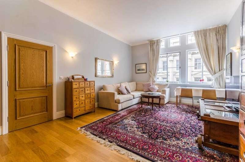 2 Bedrooms Flat for rent in Tudor Street, City, EC4Y