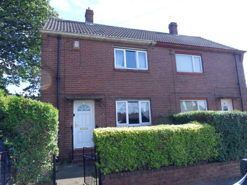 2 Bedrooms Semi Detached House for rent in Abbey Road, Batley, West Yorkshire