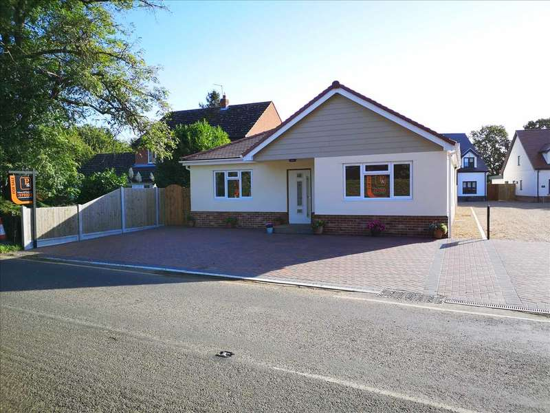 2 Bedrooms Bungalow for sale in Brambles, Frating Road, Great Bromley, Colchester
