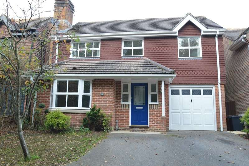 4 Bedrooms Detached House for rent in Knightwood Park, CHANDLERS F0RD SO53