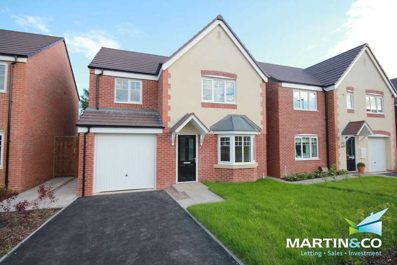 4 Bedrooms Detached House for rent in Martineau Gardens, Martineau Drive, off Balden Rd, Harborne B32