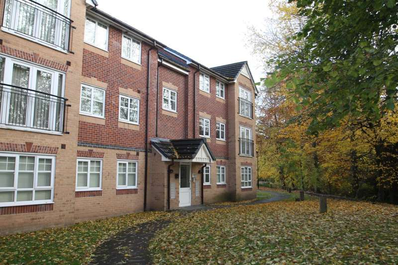 2 Bedrooms Apartment Flat for rent in Belgravia Court, Sandringham Place, Northwich
