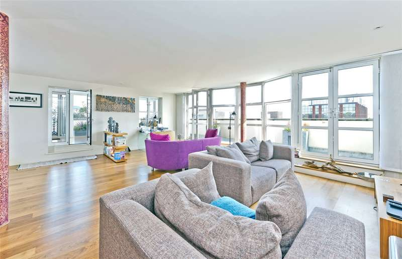 3 Bedrooms Flat for sale in Worple Road, London, SW19