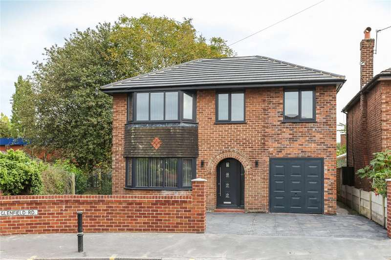 5 Bedrooms Detached House for sale in Glenfield Road, Heaton Chapel, Stockport, SK4