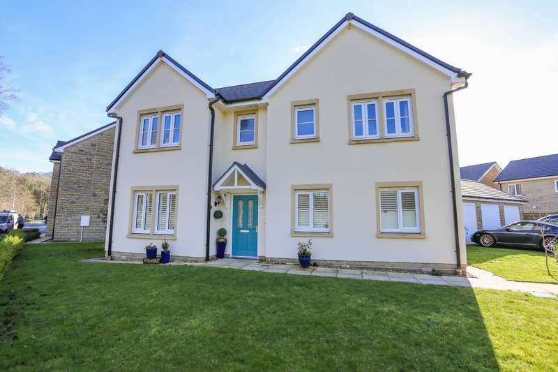 5 Bedrooms Detached House for sale in Calico Drive, Strines, Cheshire, SK6