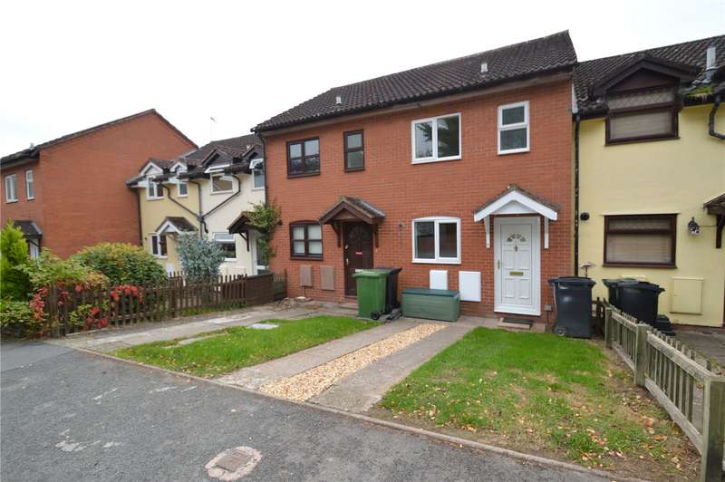 2 Bedrooms Terraced House for rent in 6 The Paddocks, Ludlow, SY8