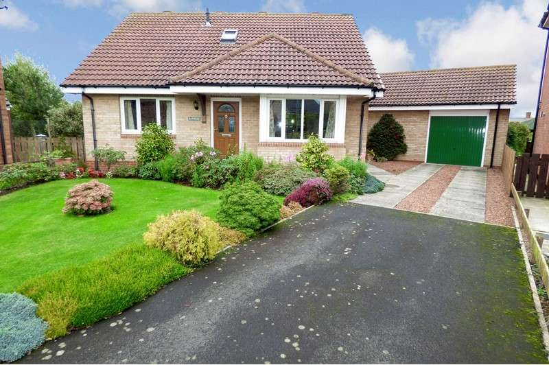 4 Bedrooms Property for sale in Byers Close, Belford, Northumberland, NE70 7DA