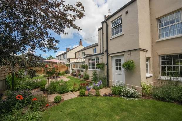 5 Bedrooms Semi Detached House for sale in Vicarage Lane, WOOKEY, Wells, Somerset