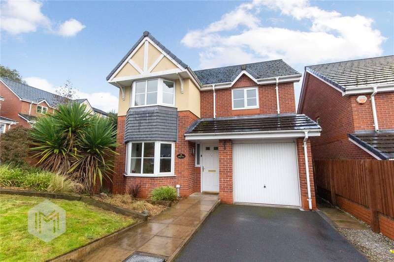 4 Bedrooms Detached House for sale in Valley View, Bury, Greater Manchester, BL8