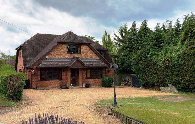6 Bedrooms Detached House for sale in Sherborne St. John, Basingstoke, Hampshire