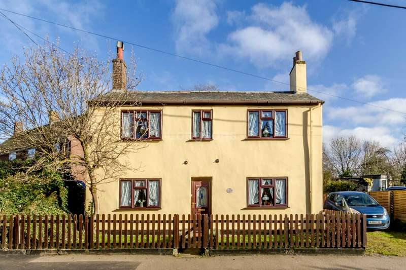 3 Bedrooms Detached House for sale in Watton Road, Swaffham