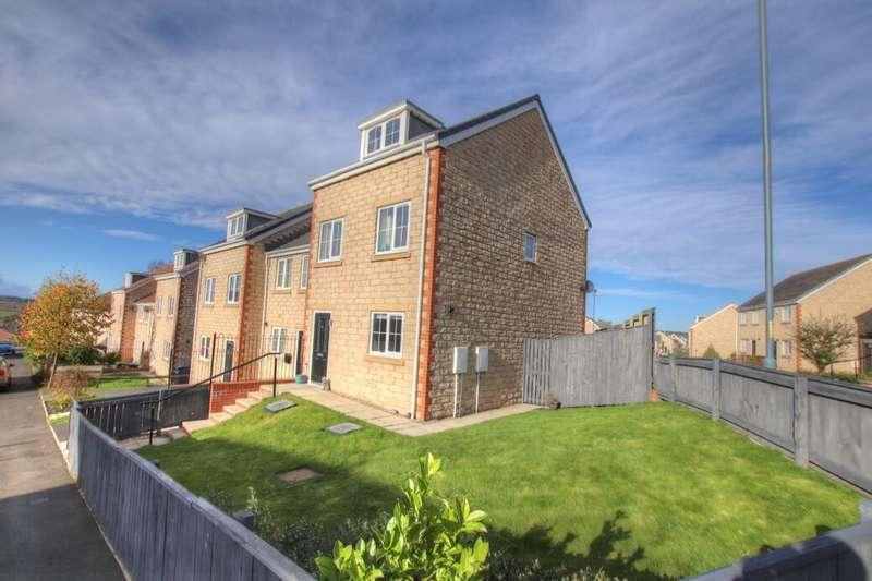 3 Bedrooms Property for sale in Dorset Crescent, Moorside, Consett, DH8