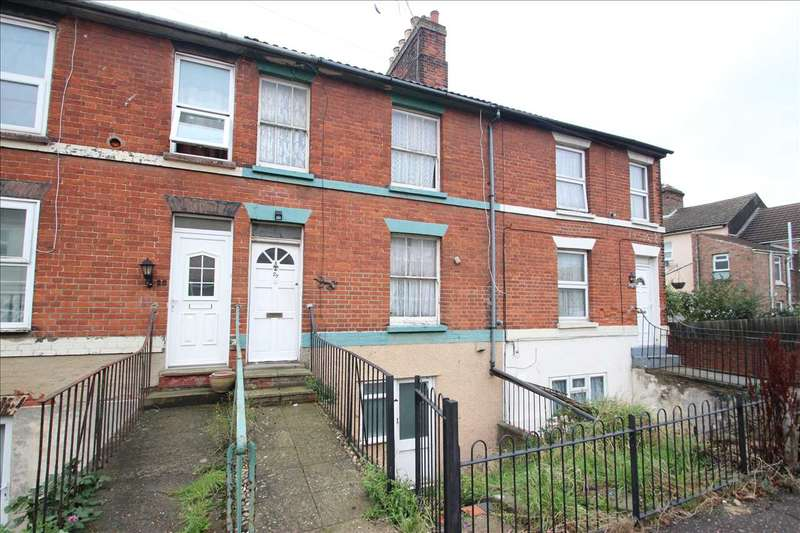 3 Bedrooms Terraced House for sale in Maria Street, Harwich