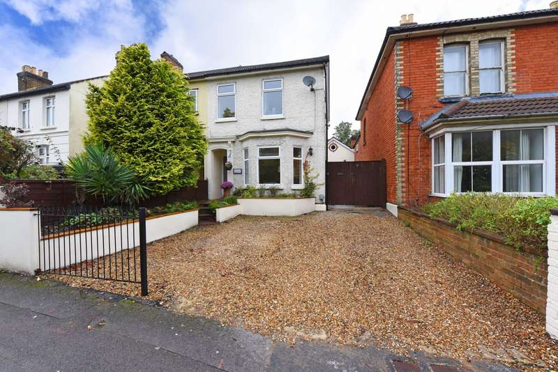 5 Bedrooms Semi Detached House for sale in Lynchford Road, Farnborough, GU14