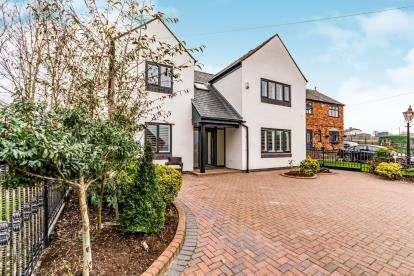 4 Bedrooms Detached House for sale in Chapel House, Dean Terrace, Park Bridge