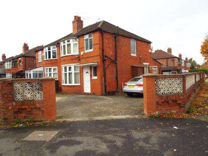 3 Bedrooms Semi Detached House for sale in Parrs Wood Road, Manchester, Greater Manchester