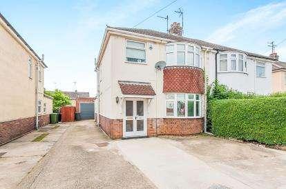 3 Bedrooms Semi Detached House for sale in Southfields Drive, Peterborough, Cambridgeshire