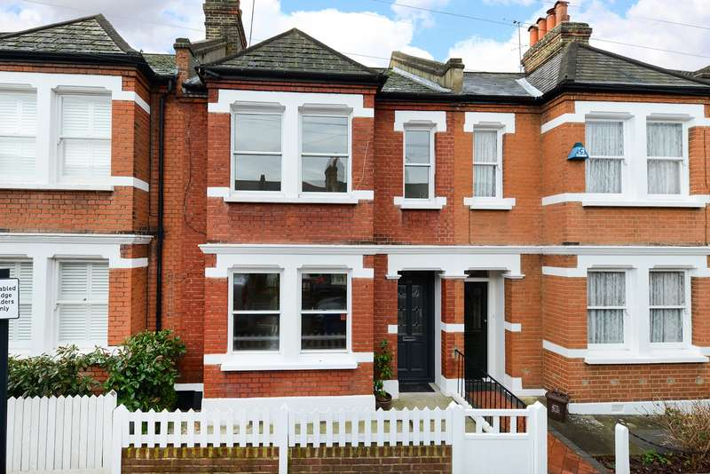 2 Bedrooms House for rent in Aysgarth Road, London