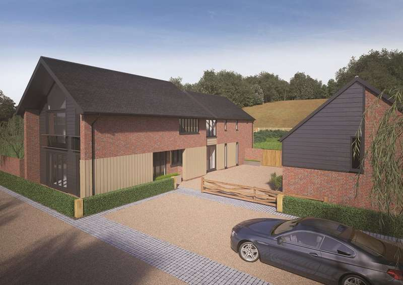 5 Bedrooms Detached House for sale in Home Farm, Bidborough, Tunbridge Wells, Kent, TN3