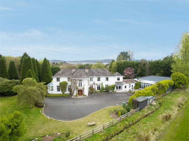 4 Bedrooms Detached House for sale in Bangor Road, Holywood, County Down