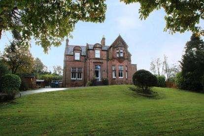 4 Bedrooms Semi Detached House for sale in Waterside, Lochlibo Road, Uplawmoor, East Renfrewshire