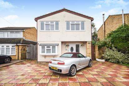 3 Bedrooms Detached House for sale in Silver End, Witham, Essex